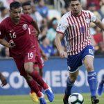 Qatar empató 2-2 a Paraguay 2