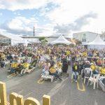 En Colombia se congregaron 1.376 personas a comer queso al mismo tiempo2