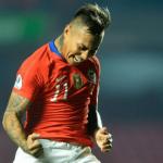 Chile goleó 0-4 a Japón 2