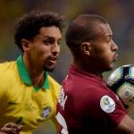 Las Selecciones de Brasil y Venezuela empataron 0-0