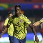 Colombia venció 1-0 Qatar este miércoles con un tanto de Duván Zapata a poco del final3
