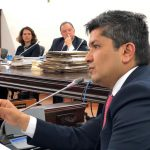 Senador Carlos Eduardo Guevara