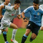 Japón sorprende y empata a dos con Uruguay en Copa América