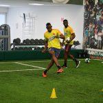 Selección Colombia ya esta en a Salvador Bahía (1)