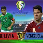 BOLIVIA -VENEZUELA 1