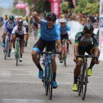 Carlos Alzate ganó la quinta etapa y Oyola mantuvo el liderato de la Vuelta a Colombia Bicentenario