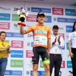 Tito Hernández es el nuevo líder de la Vuelta a Colombia Bicentenario