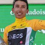 Egan Bernal gana el Tour de Suiza 2019