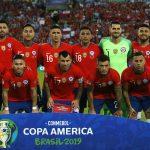 La Roja cayó ante Uruguay y remató en el segundo lugar la fase de grupos. Se enfrentará a Colombia en los cuartos de final.