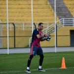 Selección Colombia entrenó en Pacaembú A (2)