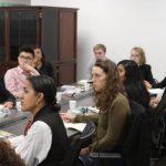 Estudiantes de Stanford aprenden sobre reparación de víctimas4