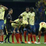 Colombia perdió con Chile y quedo eliminada de la Copa América