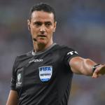 Wilmar Roldán será el árbitro de la semifinal entre Chile y Perú