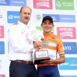 Fabio Duarte, campeón de la Vuelta a Colombia Bicentenario