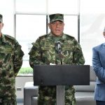 Comandante de las FF.MM. anuncia retiro del servicio del coronel Elkin Alfonso Argote y reitera que hay cero tolerancia con la corrupción