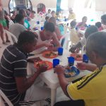 59 colombianos liberados de la Yaguará reciben atención médica personalizada (1)