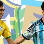 BRASIL-ARGENTINA SEMIFINALES
