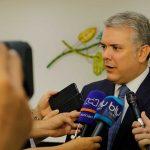 'Si pretende eludir la justicia de Colombia y burlarse de ella, aquí está el Estado de derecho para hacerse respetar', dijo el Presidente sobre el caso 'Santrich'