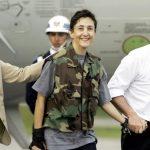 Santos síiestuvo al frente de Jaque general Rico, comandante de la operacion