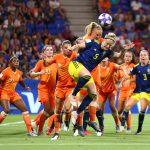 Holanda disputará ante Estados Unidos su primera final de un Mundial Femenino12