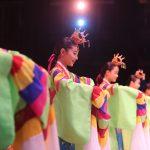 Pequeños Ángeles - Ballet Folclórico de Corea (1)