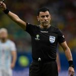 Roberto Tobar dirigirá la final entre Brasil y Perú