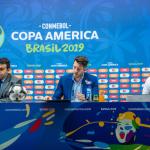 Balance positivoCopa America Brasil 2019