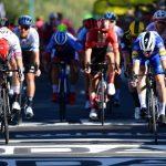 Elia Viviani ganó el esprint la cuarta etapa del Tour de Francia00