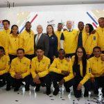 Lista la delegación y uniformes que representarán a Colombia en Lima 2019