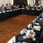 En reunión de los miembros del Consejo de Seguridad de la ONU con Miembros de Comisión de Paz del Senado