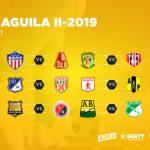 PREVIA-GENERAL-FECHA-1. LIGA AGUILA II-2019jpg