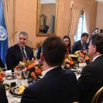 Iván Duque y Consejo de Seguridad de Naciones Unidas