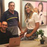Hernán Ospina, papá de Daniela Ospina y del arquero de la Selección David Ospina