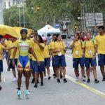 Colombia se quedó con el título del Mundial de Patinaje en Barcelona