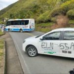 ELN anuncia paro armado en Nariño instalando posible carro bomba