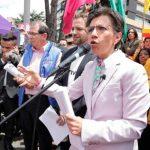 Claudia López candidata a la Alcaldia de Bogotá por la Centro Izquierda