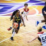 Colombia a octavos de final en el Mundial FIBA U 19