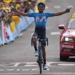Nairo ganó la etapa 18 del Tour de FranciaM