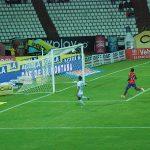 Once Caldas consiguió su primera victoria de la Liga II-2019 al derrotar 3-1 al Deportivo Pasto (1)