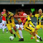 Santa Feperdió 0-1 ante Alianza Petrolera