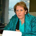 Lucy Janeth Bermúdez presidenta del Consejo de Estado,