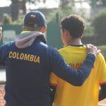 Nómina colombiana para Suramericano Sub 16 de tenis