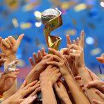 Trofeo Copa Mundial Fútbol Femenino