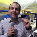 Ernesto Lucena director de Coldeportes