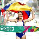 Lorena Arenas, oro 12 de Colombia en Lima MARCHA