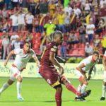 Deportes Tolima goleó a Santa Fe.2