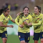 Selección Colombia femenina de fútbol se instala en la final, en Lima 2019 (Foto: Cesar Gomez/JAM MEDIA)