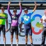 Iván Sosa se coronó campeón de la Vuelta a Burgos