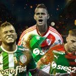 LOS COLOMBIANOS EN LOS CUARTOS DE FINAL DE LA COPA CONMEBOL LIBERTADORES 2019