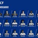 Carlos Queiroz, reveló la lista de convocados para los duelos amistosos ante Brasil y Venezuela de la fecha FIFA de septiembre